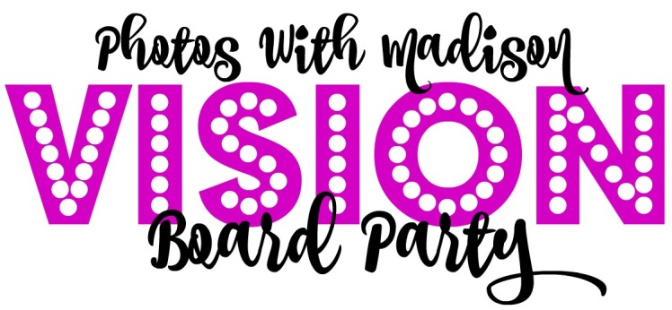 VISION BOARD PARTY LOGO 1